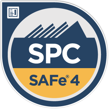 SAFe(r) Program Consultant - SPC badge