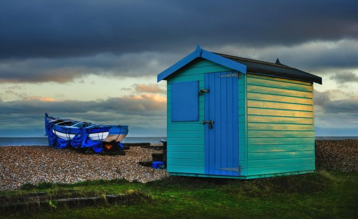 After the Storm, New Romney United Kingdom – Zoltan Tasi